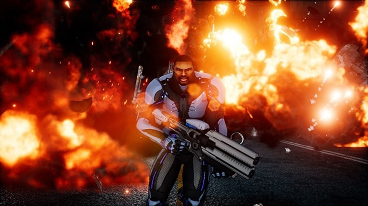 Crackdown 3 Action Hero