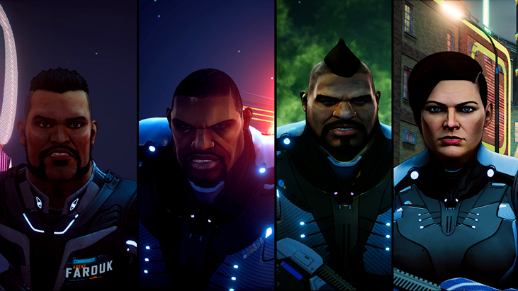 Crackdown 3 Agents