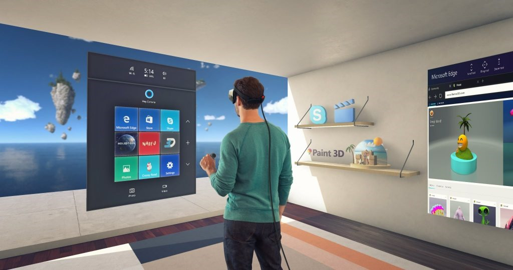 「Windows mixed reality」の画像検索結果